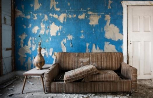 Damaged Interiors