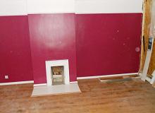 Living Room After Works
