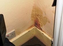 Wall and Skirting Damage