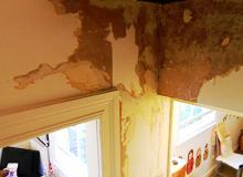 Damage to Walls